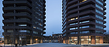 Hoxton Press is a residential project located at the south-west corner of the Colville Estate, a housing development in Hackney, East London - ARC106164