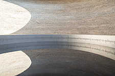 Writ in Water is an architectural artwork  by Mark Wallinger, in collaboration with Studio Octopi, at Runnymede, Surrey, United Kingdom, commissioned... - ARC107208
