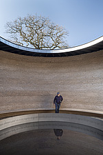 Writ in Water is an architectural artwork  by Mark Wallinger, in collaboration with Studio Octopi, at Runnymede, Surrey, United Kingdom, commissioned... - ARC107211