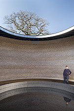 Writ in Water is an architectural artwork  by Mark Wallinger, in collaboration with Studio Octopi, at Runnymede, Surrey, United Kingdom, commissioned... - ARC107212