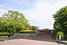 The Fukuoka Art Museum in Fukuoka, Japan - ARC108608