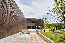 The Fukuoka Art Museum in Fukuoka, Japan - ARC108610