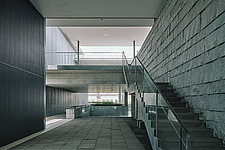 Hyogo Prefectural Museum of Art in Kobe, Japan - ARC108966