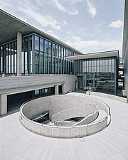 Hyogo Prefectural Museum of Art in Kobe, Japan - ARC108968