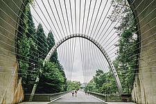 Miho Museum, in Shiga Prefecture, Japan - ARC108999