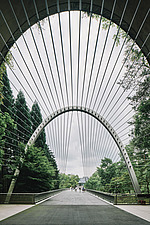 Miho Museum, in Shiga Prefecture, Japan - ARC109000