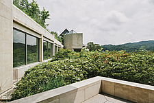 Miho Museum, in Shiga Prefecture, Japan - ARC109008