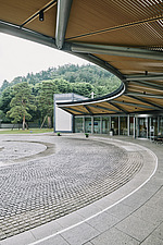 Miho Museum, in Shiga Prefecture, Japan - ARC109019