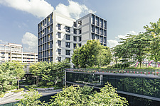 Kampung Admiralty in Singapore, a green community integrated development - ARC109091