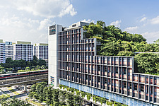 Kampung Admiralty in Singapore, a green community integrated development - ARC109098