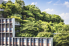 Kampung Admiralty in Singapore, a green community integrated development - ARC109100