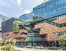 Funan Singapore - Integrated Mixed-Use Hub with experiential retail, Singapore, completed in June 2019 - ARC109208