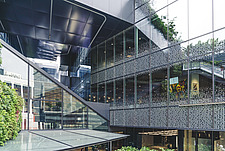 Funan Singapore - Integrated Mixed-Use Hub with experiential retail, Singapore, completed in June 2019 - ARC109218