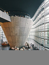 The National Art Centre in Tokyo, Japan - ARC109262