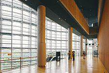 The National Art Centre in Tokyo, Japan - ARC109264