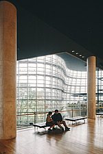 The National Art Centre in Tokyo, Japan - ARC109271