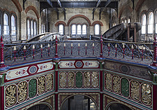 Beam Engines and octagon, Crossness Pumping Station, Thamesmead, UK - ARC109502