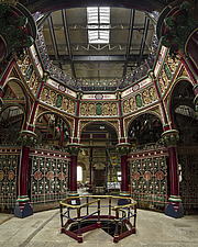 The Octagon, Crossness Pumping Station, Thamesmead, UK - ARC109504