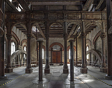 Engine Hall, Crossness Pumping Station, Thamesmead, UK - ARC109509