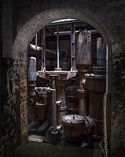 Piston Bay, Crossness Pumping Station, Thamesmead, UK - ARC109514