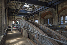 Beam Engines, Crossness Pumping Station, Thamesmead, UK - ARC109515