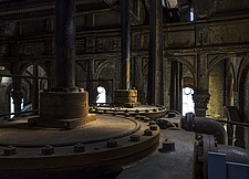 Machinery, Crossness Pumping Station, Thamesmead, UK - ARC109516