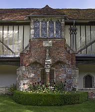 Gardens, Hospital of St Cross and Almshouse of Noble Poverty, Winchester, UK - ARC109530