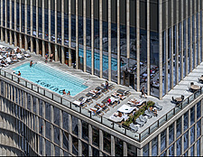 Equinox Hotel, 33 Hudson Yards, New York, USA, completed 2018 - ARC109577