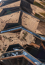The Vessel, Hudson Yards, New York City, building completed in 2019 - ARC109583