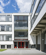 Bauhaus, Dessau, Germany - ARC109608