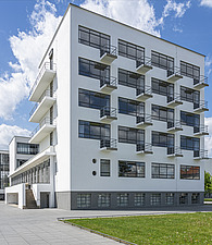 Bauhaus, Dessau, Germany - ARC109613