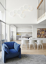 A penthouse remodel by interior designer Isolina Mallon - ARC109936