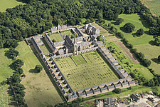 St Hugh's Monastery, the only Carthusian Monastery in England, West Sussex - ARC108157