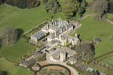 Sarsden House and Church of St James, near Chipping Norton, Oxfordshire - ARC108163