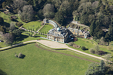 Sezincote, a neo Mughal architecturally inspired country house, Moreton in Marsh, Gloucestershire - ARC108166