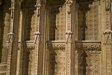 Exterior detail, Lincoln Cathedral, Lincoln, Lincolnshire, England - 12080-10-1