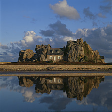 Le Gouffet, Brittany, France - 9290-80-1