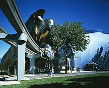 Experience Music Project in Seattle, Washington, USA, 2000 - 9650-240-1