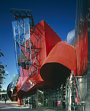 Experience Music Project in Seattle, Washington, USA, 2000 - 9650-260-1