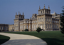 Blenheim Palace, Woodstock, Oxfordshire - 1471-220-1