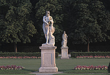 Munich, Schloss - Park Nymphenburg  - Parterre - Germany - 36400-30-1