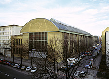 Berlin, AEG-Turbinenhalle - Germany - 38375-20-1